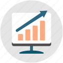 analysis, business, growth, hr, performance, productivity icon