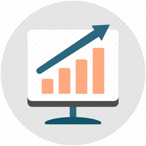 analysis, analytics, business, growth, performance, productivity, statistics icon
