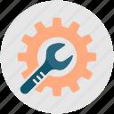 configuration, optimisation, productivity, settings, system, fix, service icon
