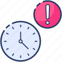 busy, clock, hardworking, overtime, stress, work, work icon icon