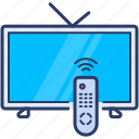 broadcast, channel, live, satellite, television, transmission icon, tv