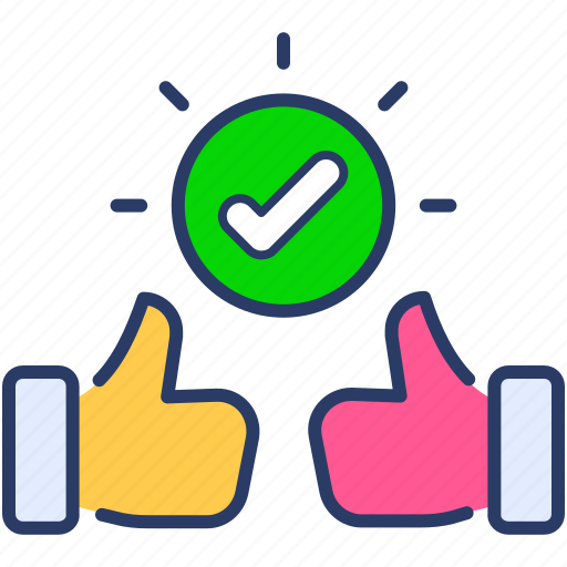 collaborative, commitment, cooperation, deal, hand icon, partnership icon