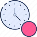 24 h availability, accessibility, business, clock, day, deadline icon, delivering