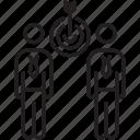 audience, goal, target, team, teamwork goal, teamwork icon icon