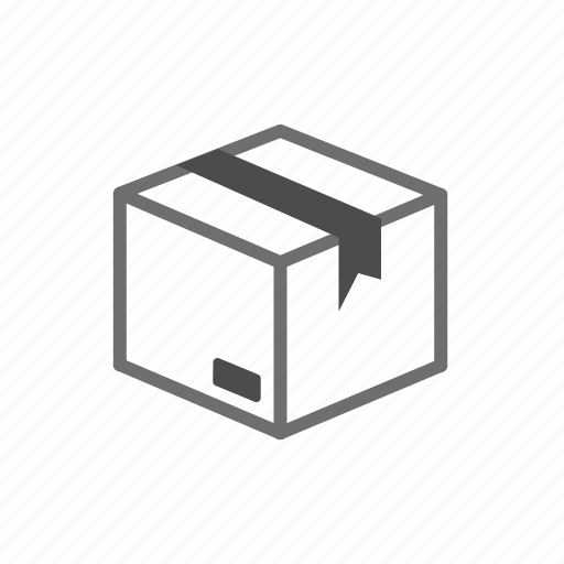 box, gift, order, package, product, shipping icon