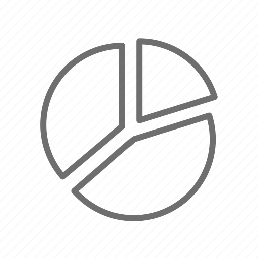 analysis, analytics, business, chart, data, finance, pie icon