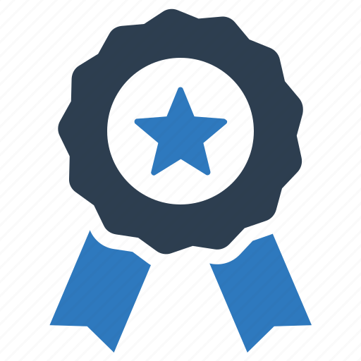 Achievement, award, best, quality, ribbon icon - Download on Iconfinder