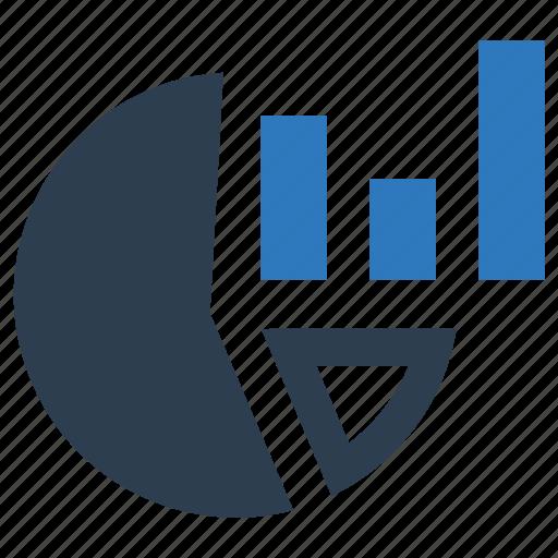 Analytics, pie chart, report, statistics icon - Download on Iconfinder