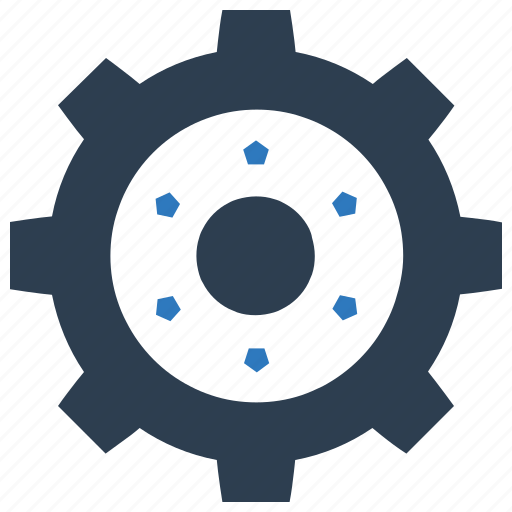 Cog, gear, service, settings icon - Download on Iconfinder