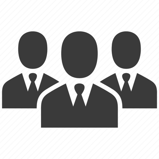 business, businessmen, community, group, people, team, users icon