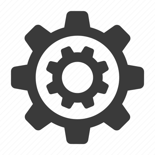 cogs, gears, options, preferences, setting, settings icon