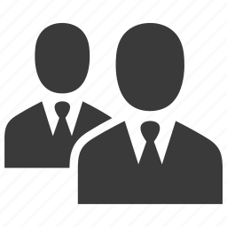 business, businessmen, group, people, team, users icon