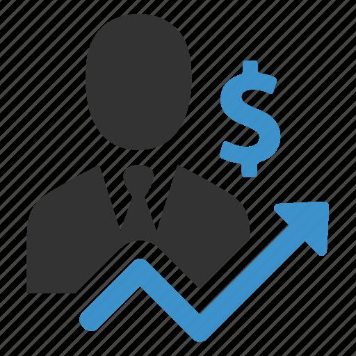 analytics, business, chart, increase, money, sales, statistics icon