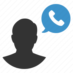 call, contact, information, man, phone, support, user icon