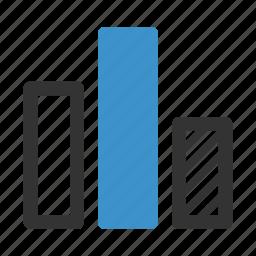 analysis, analytics, bar chart, business, finance, graph, statistic icon