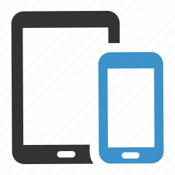 connection, connectivity, devices, phone, smartphone, tablet, technology icon