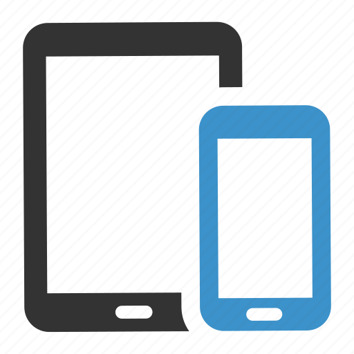 Connection, connectivity, devices, phone, smartphone, tablet, technology icon - Download on Iconfinder