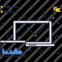 business, chart, flag, graph, growth, leadership, success