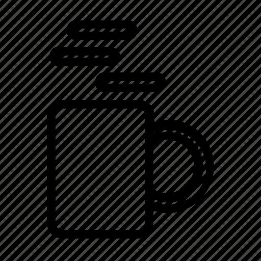 business, coffee, cup, glass, tea icon