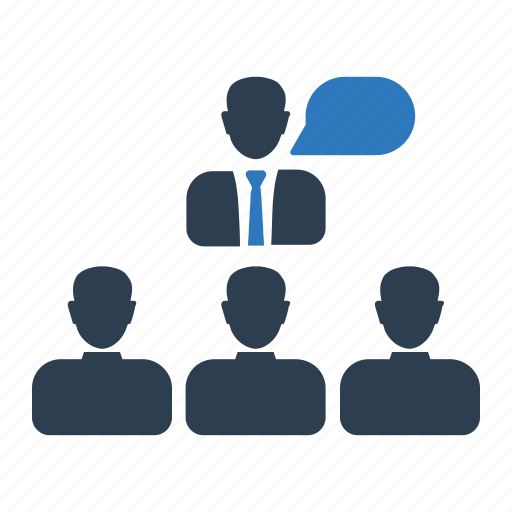 communication, conference, discuss, meeting, negotiation icon