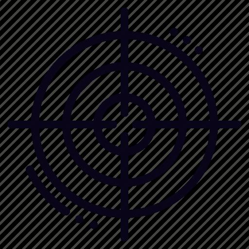 Bullseye, goals, target icon - Download on Iconfinder
