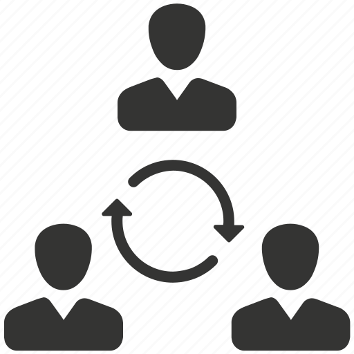business, collaboration, communication, connection, team, teamwork icon
