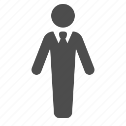 avatar, human, male, man, people, suit icon