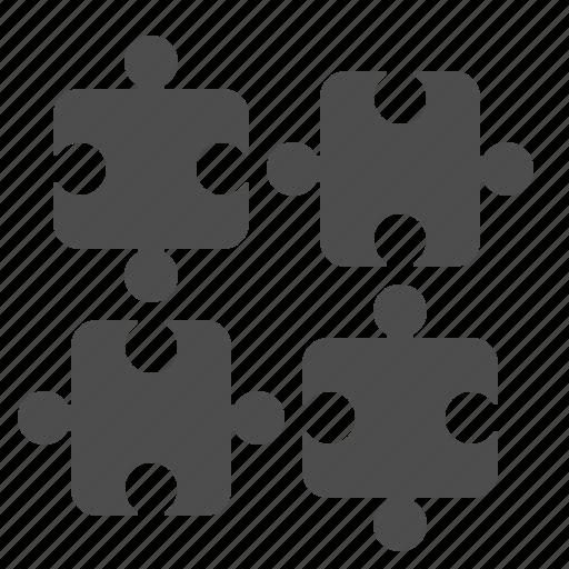 idea, pieces, plugin, puzzle icon