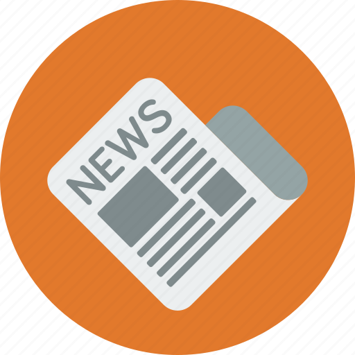 news, newspaper, paper icon