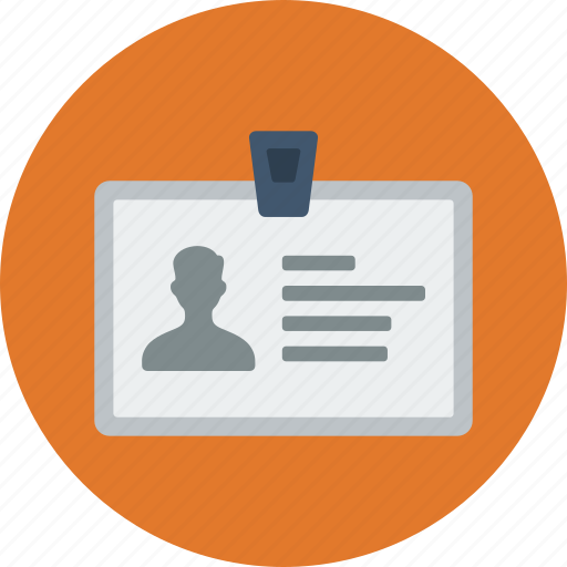 Id card, id, card icon - Download on Iconfinder