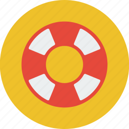 buoy, help, info, ring, sos icon