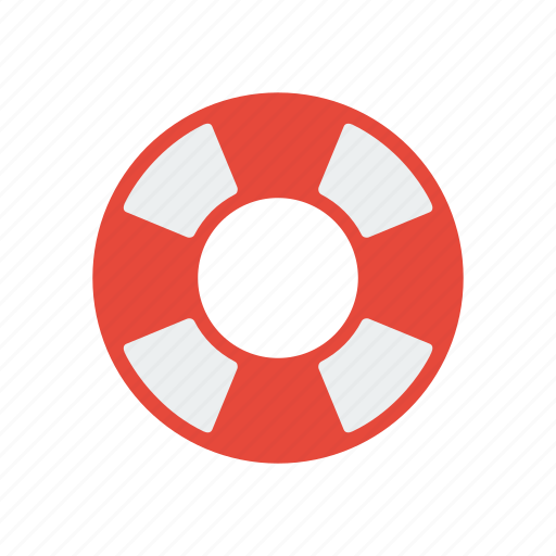 buoy, help, info, ring, sos icon