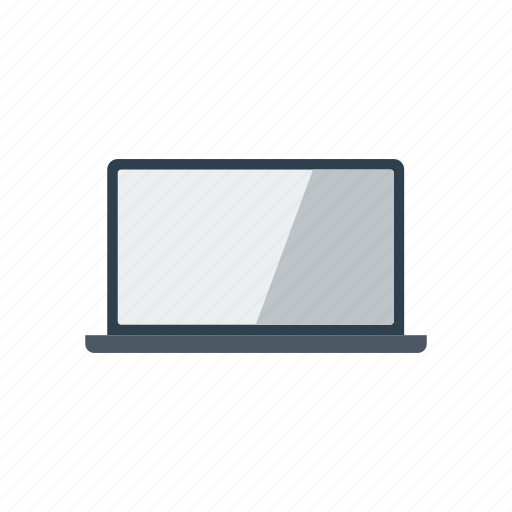 display, laptop, monitor, notebook, screen icon
