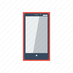 lumia, mobile, nokia, phone, windows mobile, windows phone icon