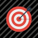 target, goal, arrow