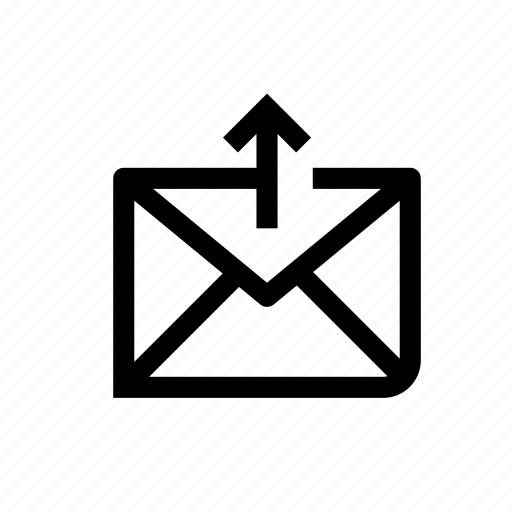 business, electronic mail, email, email send, letter, outgoing, send icon