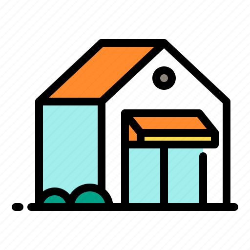 Building, city, shop, store icon - Download on Iconfinder