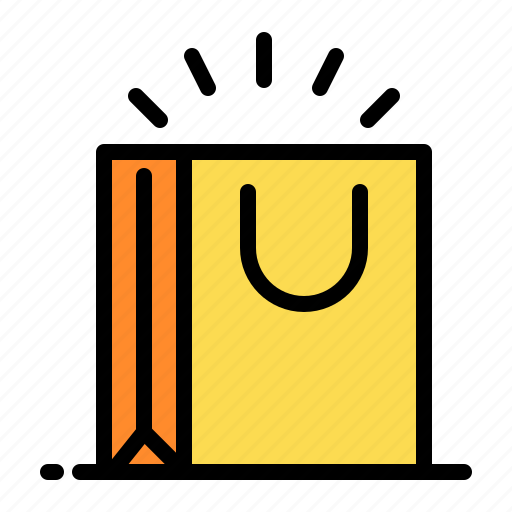 bag, deal, sale, shopping icon