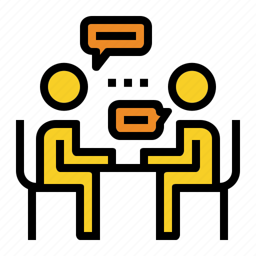 business, hr, interview, job, recruitment icon