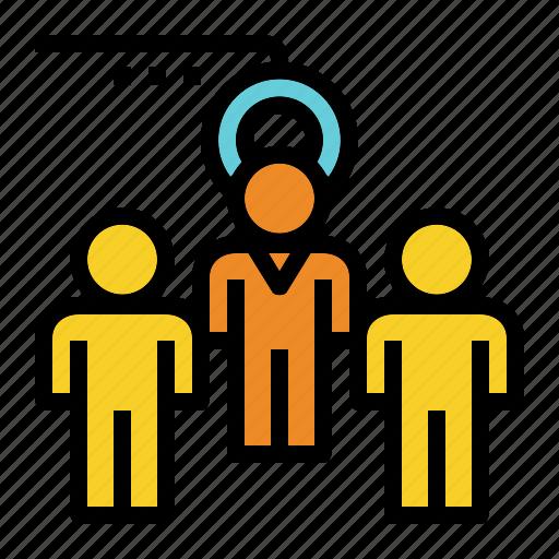 career, employee, hr, job, recruitment, seeking icon