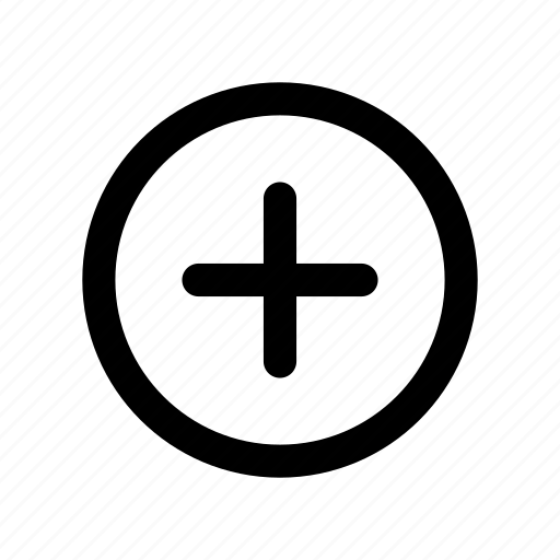 add, create, new, plus, positive, sign icon