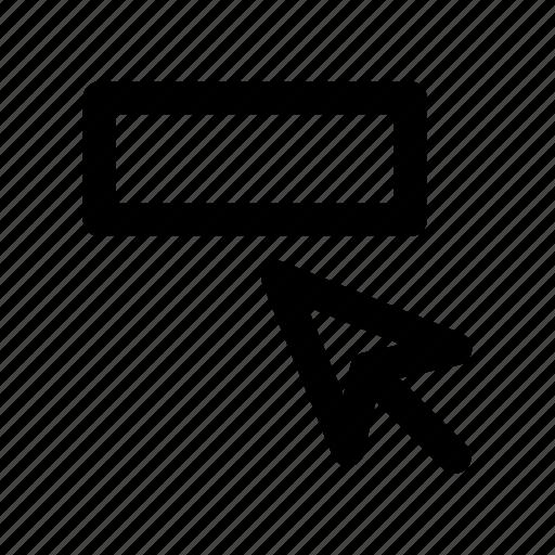 arrow, cursor, motion, mouse, pointer icon