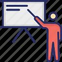 instructor, professor, teacher, teaching, tutor