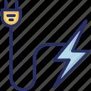 bolt, effective, efficiency, plug, productivity
