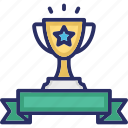 award, mastery, prize, success, trophy