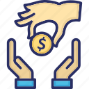 dollar, equity, finding, investment, sponsor