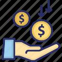 banking, borrow, currency, dollar, loan