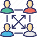 cooperation, marketing, mlm marketing, multi level, people connection