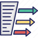 bars, data, infographic, information, information resources