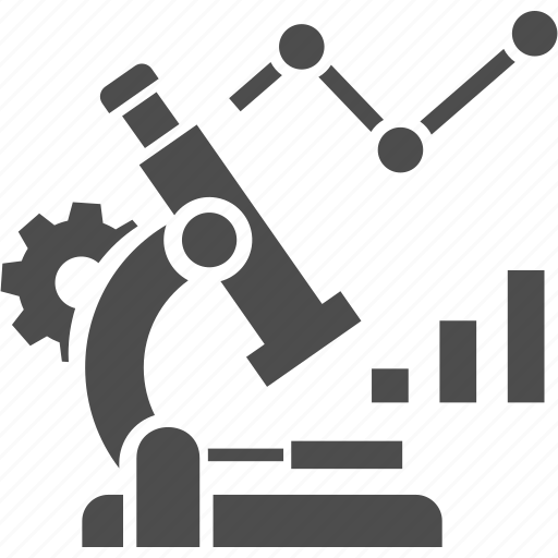 analysis, business, market, search icon